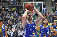 Jonas Wohlfahrt-Bottermann (Fraport Skyliners) - 05.11.2017: Fraport Skyliners vs. EWE Baskets Oldenburg, Fraport Arena Frankfurt