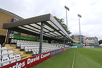General view of the Felsted Stand ahead of Essex Eagles vs Glamorgan, NatWest T20 Blast Cricket at The Cloudfm County Ground on 16th July 2017