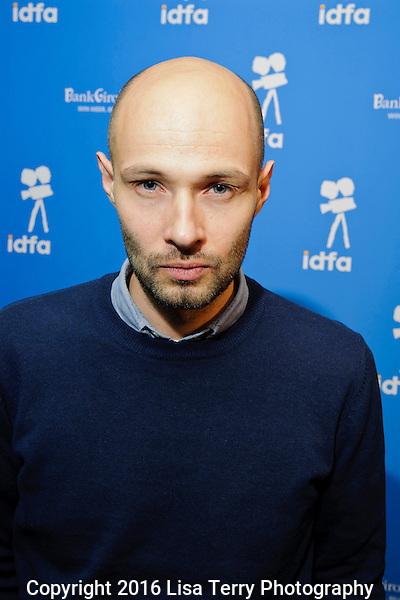 "Wojciech Kasperski (filmmaker ""Icon"")"