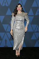 LOS ANGELES - OCT 27:  America Ferrera at the 11th Annual Governors Awards at the Dolby Theater on October 27, 2019 in Los Angeles, CA