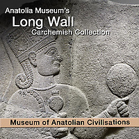 Long Wall Carkamish Hittite Artefacts - Anatolian Civilisations Museum. Pictures &  images of.
