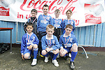 Boyne Rover Blue Under 8s, Jordan Kenny, Brian O'Connor, Ciaran Finnegan, Evan McGinn, Daire Nally, Jack Hodgins and Caoimhin O'Brian at the School Childrens Soccer Cup Finals in United Park...Photo NEWSFILE/Jenny Matthews.(Photo credit should read Jenny Matthews/NEWSFILE)....This Picture has been sent you under the condtions enclosed by:.Newsfile Ltd..The Studio,.Millmount Abbey,.Drogheda,.Co Meath..Ireland..Tel: +353(0)41-9871240.Fax: +353(0)41-9871260.GSM: +353(0)86-2500958.email: pictures@newsfile.ie.www.newsfile.ie.FTP: 193.120.102.198.