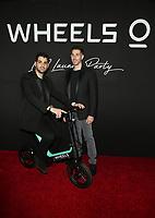 14 March 2019 - Los Angeles, California - Joshua Viner, Jonathan Viner. Launch of Wheels with DJ Chantel Jeffries held at Sunset Tower. Photo Credit: Faye Sadou/AdMedia