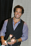 "Days Our Lives Shawn Christian ""Daniel"" highlights the 10th Annual Connecticut Women's Expo on September 23, 2012 in Hartford, Connecticut and also on Sunday Sept 24 where he signed for fans and posed for photos.  (Photo by Sue Coflin/Max Photos)"