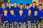 Junior infants at Scoil Mhuire Kilmurray, Cordal enjoying their first week of school....................... ........................   Copyright Kerry's Eye 2008