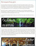 Release of our 2015 Photo Tours to Fiji, Kiribati, Niue, Venice and Mediterranean Cruise. see http://widescenes.photoshelter.com/page2