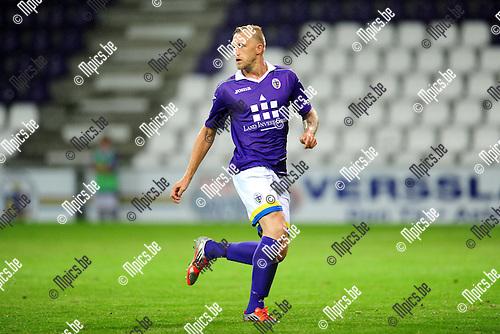 2014-07-21 / Voetbal / seizoen 2014-2015 / KFCO Beerschot-Wilrijk / Sven Van der Heyden<br /><br />Foto: mpics.be