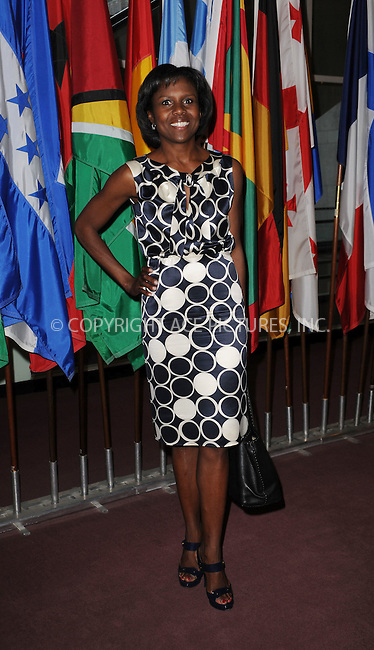 WWW.ACEPIXS.COM . . . . . ....May 12 2009, New York City....TV personality Deborah Roberts at the 'Welcome to Gulu' exhibition opening event at the United Nations on May 12, 2009 in New York City.....Please byline: KRISTIN CALLAHAN - ACEPIXS.COM.. . . . . . ..Ace Pictures, Inc:  ..tel: (212) 243 8787 or (646) 769 0430..e-mail: info@acepixs.com..web: http://www.acepixs.com