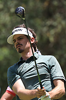 Pedro Figueiredo (POR) in action during the second round of the Magical Kenya Open, Karen Country Club, Nairobi, Kenya. 15/03/2019<br /> Picture: Golffile | Phil Inglis<br /> <br /> <br /> All photo usage must carry mandatory copyright credit (&copy; Golffile | Phil Inglis)