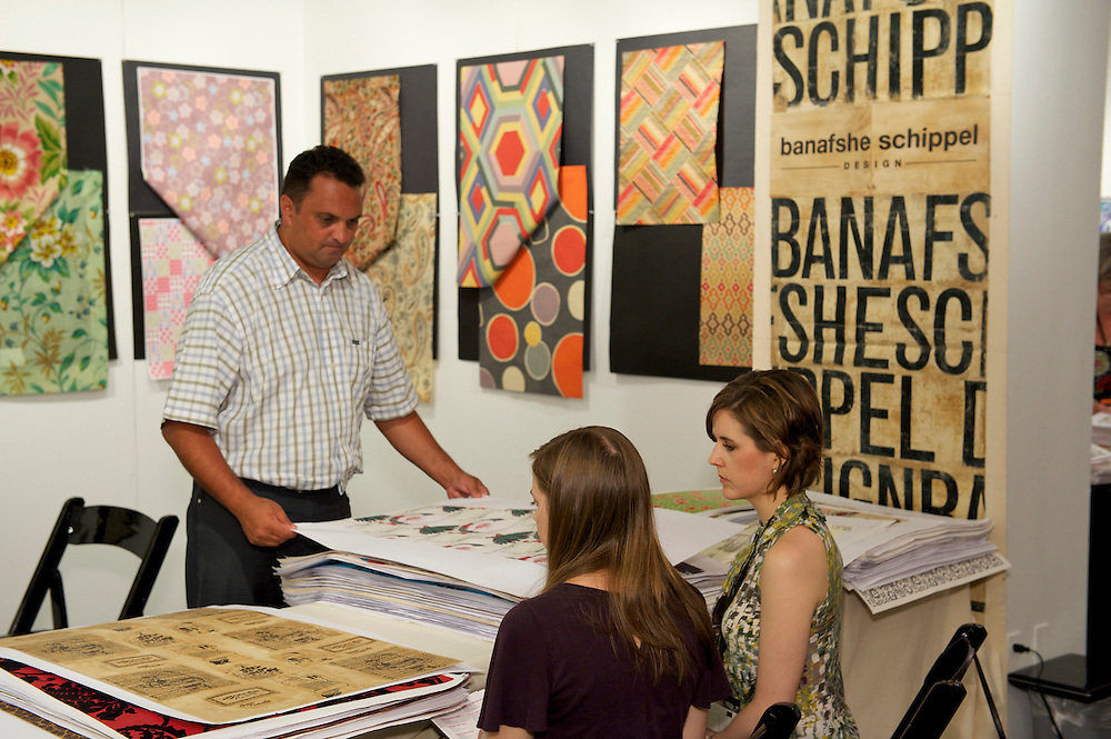 Printsource New York Textile Show