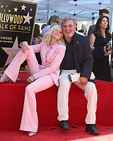 LOS ANGELES - SEP 12:  Judith Light, Dan Lauria_ at the Judith Light Star Ceremony on the Hollywood Walk of Fame on September 12, 2019 in Los Angeles, CA