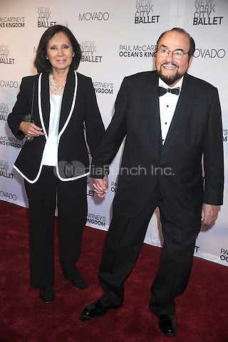 James Lipton at the 2011 New York City Ballet Fall Gala at the David Koch Theatre at Lincoln Center on September 22, 2011 in New York City. © mpi01 / MediaPunch Inc.
