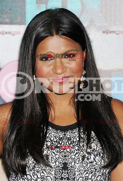 WEST HOLLYWOOD, CA - JULY 23: Mindy Kaling arrives at the FOX All-Star Party on July 23, 2012 in West Hollywood, California. / NortePhoto.com<br />