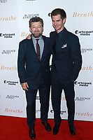 NEW YORK, NY - OCTOBER 9: Andy Serkis and Andrew Garfield  at the NY Special Screening of BREATHE at AMC Loews Lincoln Square 13 on October 9, 2017 in New York City. <br /> CAP/MPI99<br /> &copy;MPI99/Capital Pictures