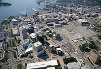 1996 May..Redevelopment..Macarthur Center.Downtown North (R-8)..LOOKING NORTHWEST...NEG#.NRHA#..