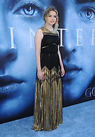 "12 July 2017 - Los Angeles, California - Hannah Murray. HBO's ""Game of Thrones"" Season 7 Los Angeles Premiere held at The Music Center's Walt Disney Concert Hall in Los Angeles. Photo Credit: Birdie Thompson/AdMedia"