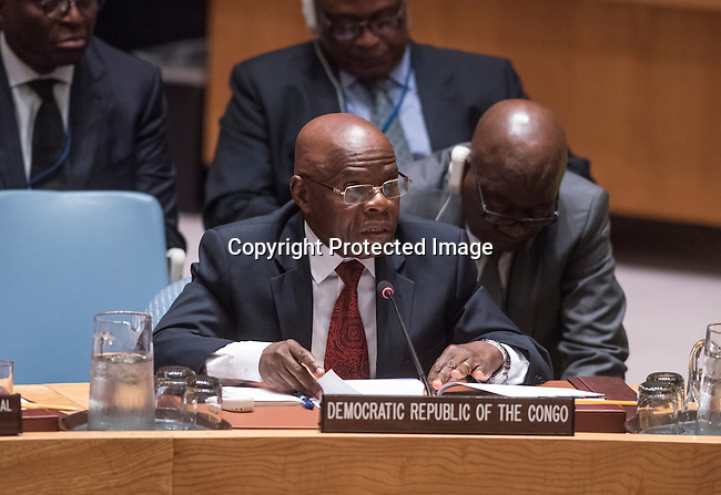 Security Council meeting <br /> <br /> The situation concerning the Democratic Republic of the Congo <br /> <br /> Report of the Secretary-General on the implementation of the Peace, Security and Cooperation Framework for the Democratic Republic of the Congo and the Region (S/2015/735) <br /> <br /> Report of the Secretary-General on the United Nations Organization Stabilization Mission in the Democratic Republic of the Congo (S/2015/741)