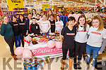At the Bag Packing for Chloe's Journey fundraising appeal in Tesco's in Manor West Shopping Centre on Saturday. <br /> Front L to r: Helen Kelly, Nicole O'Connor and Brenda Devane.