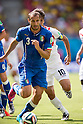 Giorgio Chiellini (ITA), JUNE 20, 2014 - Football / Soccer : FIFA World Cup Brazil 2014 Group D match between Italy 0-1 Costa Rica at Arena Pernambuco in Recife, Brazil. (Photo by Maurizio Borsari/AFLO) [0855]