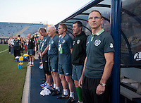 Chester, PA- June 6, 2014: Ireland tied Costa Rica 1-1during an international friendly at PPL Park.