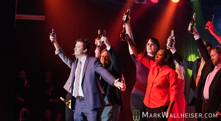 The 62nd Annual Press Skits 2017, The Crony Awards, sponsored by the Florida Capitol Press Corps, held at The Moon in Tallahassee, Florida March 14, 2017.  The funds raised go to the Barbara Frye Scholarship Fund supporting Florida journalism students attending Florida schools.