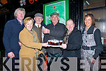 PUNCH: Handing out the hot punch to the members of the Kerry Harriers Pony Club at the Hunt in Ballyheigue on Sunday were, Mike Leen,Martin and Ann O'Sullivan, Sean and Cait O'Halloran and Marie O'Halloran.(Ballyheigue).