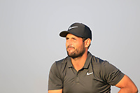 Alexander Levy (FRA) during the first round of the NBO Open played at Al Mouj Golf, Muscat, Sultanate of Oman. <br /> 15/02/2018.<br /> Picture: Golffile | Phil Inglis<br /> <br /> <br /> All photo usage must carry mandatory copyright credit (&copy; Golffile | Phil Inglis)