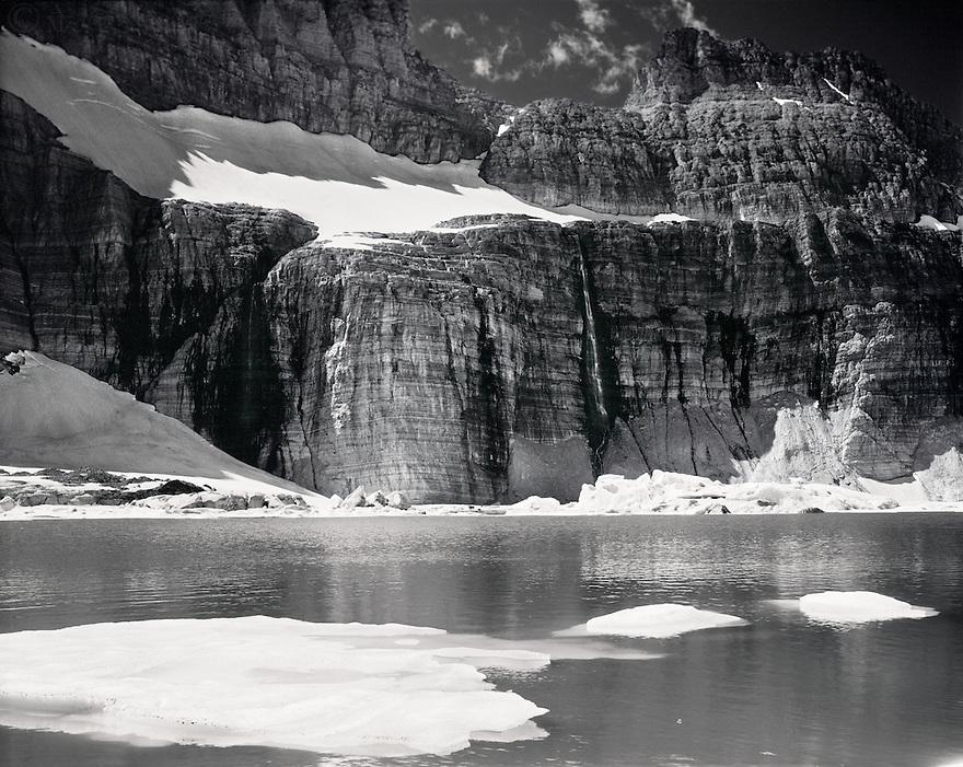 &quot;While it Last - Grinnell Glacier&quot;<br />