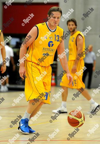 2011-08-18 / Basketbal / seizoen 2011-2012 / Turuka / Vermeulen Stefan..Foto: Mpics