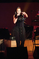 Concierto de Chenoa en el Palacio de la Musica de Valencia el 27 de Abril de 2013.<br /> <br /> FrancescMartinez/NortePhoto