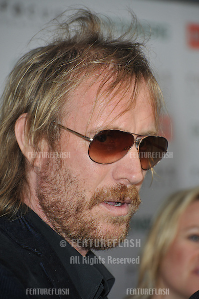 "Rhys Ifans at the Los Angeles premiere of his new movie ""Greenberg"" at the Arclight Theatre, Hollywood..March 18, 2010  Los Angeles, CA.Picture: Paul Smith / Featureflash"