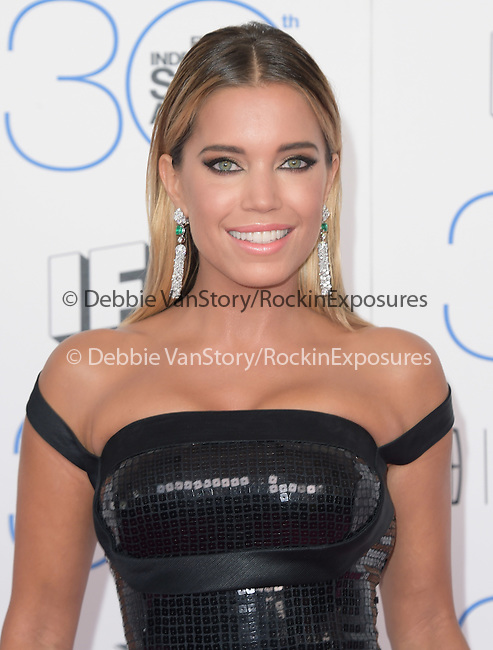 Sylvie Meis attends 2015 Film Independent Spirit Awards held at Santa Monica Beach in Santa Monica, California on February 21,2015                                                                               © 2015Hollywood Press Agency
