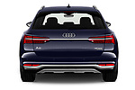 Straight rear view of a 2020 Audi A6 allroad quattro Base 5 Door Wagon stock images