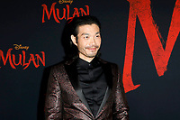 "LOS ANGELES - MAR 9:  Nelson Lee at the ""Mulan"" Premiere at the Dolby Theater on March 9, 2020 in Los Angeles, CA"