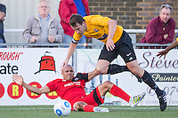 Eastbourne Borough FC (0) vs Hadley FC (0) 01.10.16