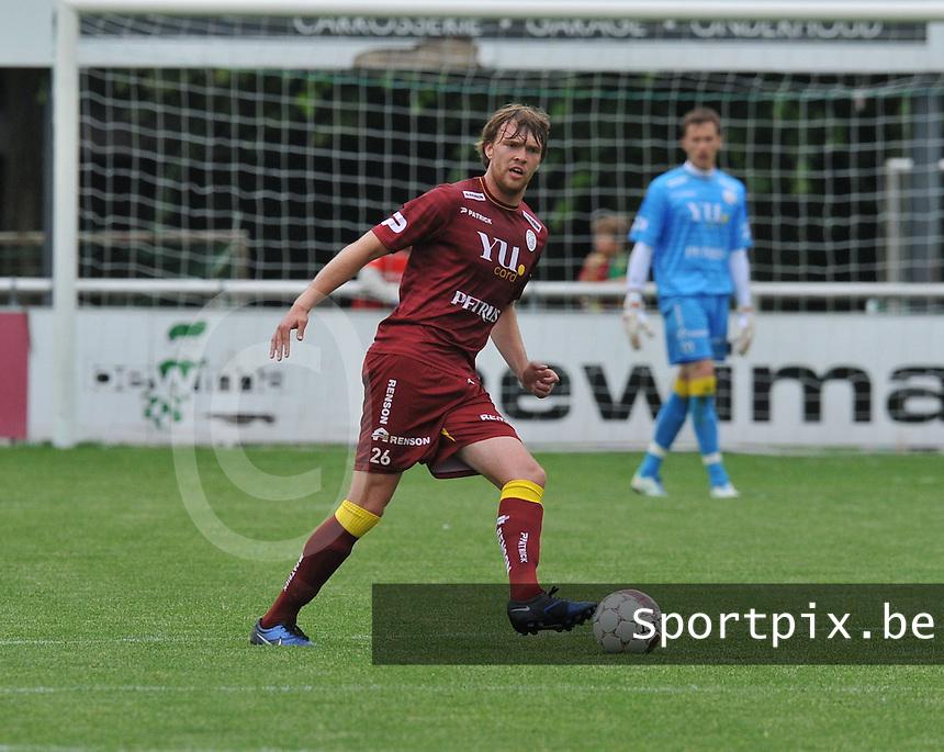 SV Zulte - Waregem : Pavel Verstraete.foto VDB / BART VANDENBROUCKE