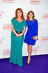 Sarah Ferguson and Princess Beatrice   The Caudwell Children Diamond Butterfly Ball at Battersea Evolution London, England  30/05/2012 Picture By: Brian Jordan / Retna Pictures. .-.