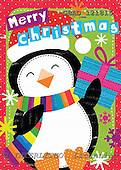 Addy, CHRISTMAS ANIMALS, paintings, GBAD121815,#xa# Weihnachten, Navidad, illustrations, pinturas