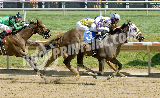 Summerlucky winning at Delaware Park on 7/2/11