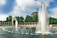 National World War II Memorial, Washington, D.C.
