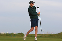 Paraic Connolly (Killeen Castle) on the 1st tee during Round 1of the Flogas Irish Amateur Open Championship 2019 at the Co.Sligo Golf Club, Rosses Point, Sligo, Ireland. 16/05/19<br /> <br /> Picture: Thos Caffrey / Golffile<br /> <br /> All photos usage must carry mandatory copyright credit (© Golffile | Thos Caffrey)