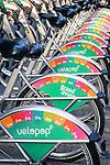 Velopop bike-sharing scheme, Avignon, France