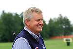 Colin Montgomerie (SCO) all smiles on the practice range during Day 2 of the BMW Italian Open at Royal Park I Roveri, Turin, Italy, 10th June 2011 (Photo Eoin Clarke/Golffile 2011)