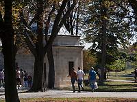 Damad Ali Pascha T&uuml;rbe von 1784, Festung Kalemegdan, Belgrad, Serbien, Europa<br /> Damad Ali Pascha T&uuml;rbe from 1784  in the fortress Kalemegdan,  Belgrade, Serbia, Europe
