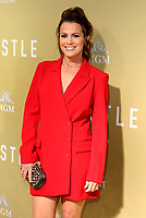 "08 May 2019 - Hollywood, California - Melissa Claire Egan. ""The Hustle"" Los Angeles Premiere held at the ArcLight Cinerama Dome. Photo Credit: Faye Sadou/AdMedia"
