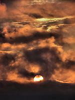 Sun Descending