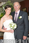 Marie-Louise, daughter of Margaret and Joe Sheehy, Shanagolden,.and Tomas, son of Angela and the late Tommy Aylward, Dublin,.who were married on Saturday in Church of The Purification,.Churchill, Fenit. Best man was Peter Leonard. Bridesmaid was.Joanne Sheehy. The reception was held in the Arms Hotel, Listowel..The couple will reside in Ardfert.