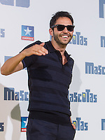 Spanish humorist David Guapo during the premiere of  Mascotas at Kinepolis cinema in Madrid. July 21, 2016. (ALTERPHOTOS/Rodrigo Jimenez) /NORTEPHOTO.COM