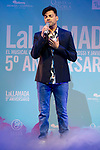 Paco Arrojo during presentation of new cast of 'La Llamada' theater show at Teatro Lara in Madrid, Spain. May 24, 2018. (ALTERPHOTOS/Borja B.Hojas)