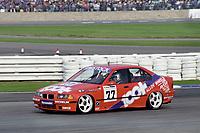 British Touring Car Championship. #77 Matt Neal (GBR). Team Dynamics. BMW 318i.